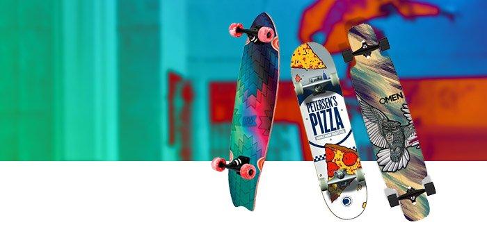 Akciók deszkák skateboards