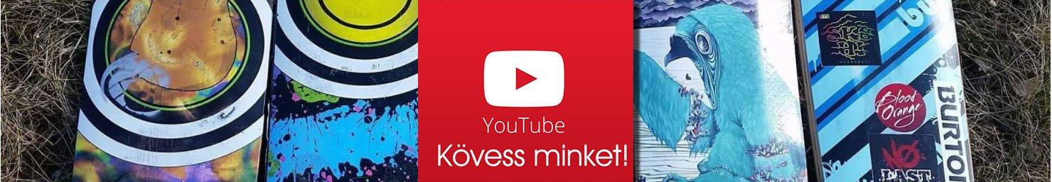 Gördeszka youtube