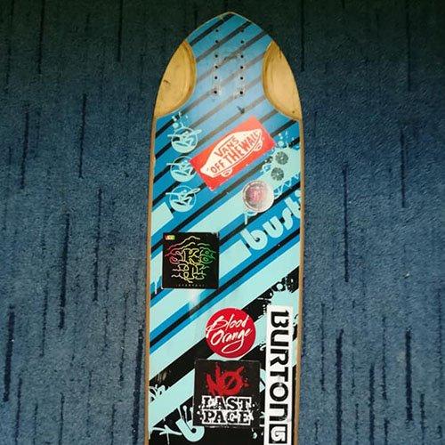 Használt longboards skateboards